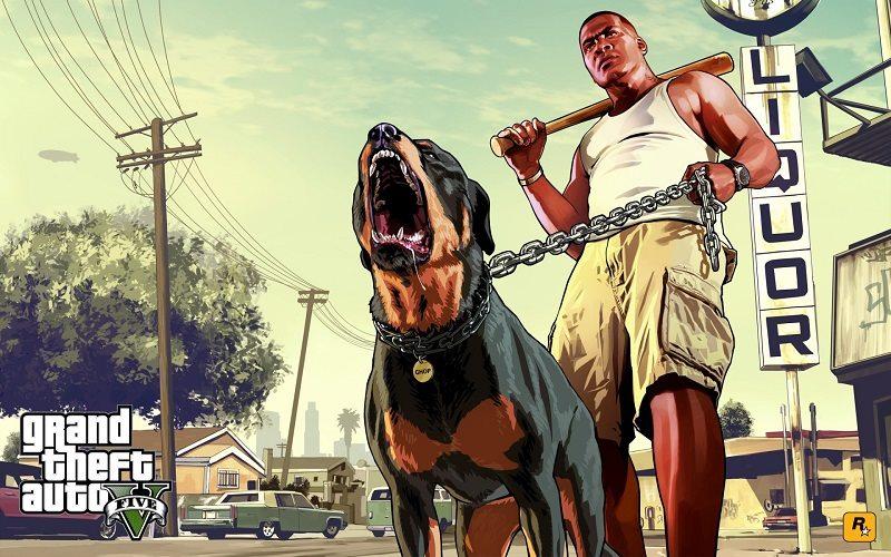 2016年首周steam游戏排行榜出炉 GTA5在此夺冠