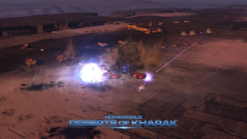 《家园:卡拉克沙漠》评测 玩家永远不会失望的游戏