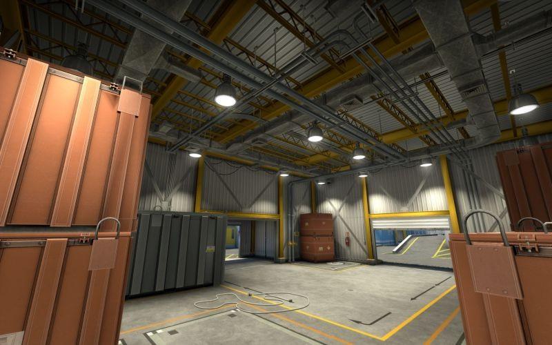 《CS:GO》画质全面提升 DIY地图越加华丽