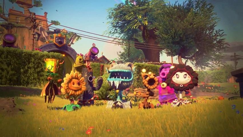《植物大战僵尸:花园战争2》游戏评测 延续前作之成功 大量丰富内容让玩家更喜欢