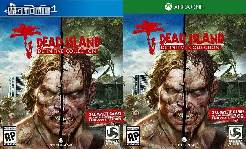 《死亡岛 终极合集》公布 5月登陆PS4/Xbox One