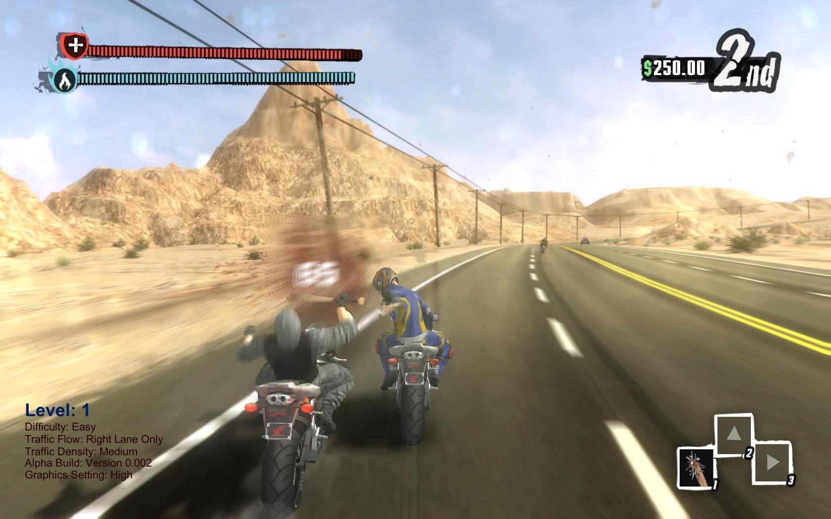 暴力摩托续作 《公路救赎》即将登陆Steam游戏平台