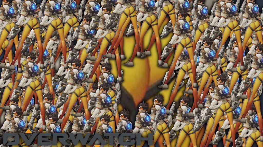 《守望先锋》玩家胜利 暴雪妥协 猎空性感背影不会被抹杀