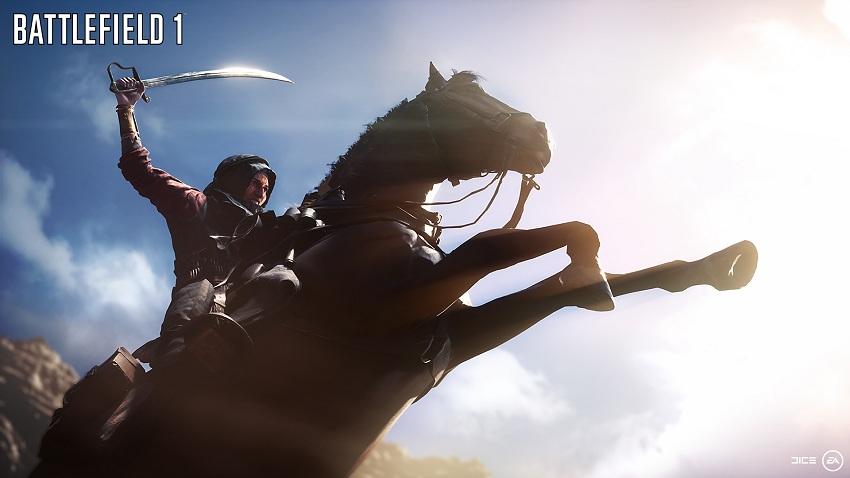 《战地1》重温一战的血腥战争 首部宣传片公布